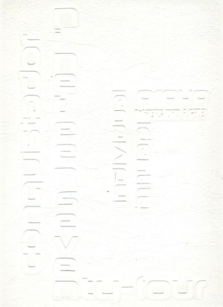 1976 School Duro High Palo