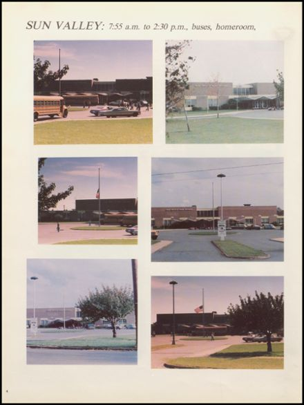 Explore 1980 Sun Valley High School Yearbook, Aston PA ...