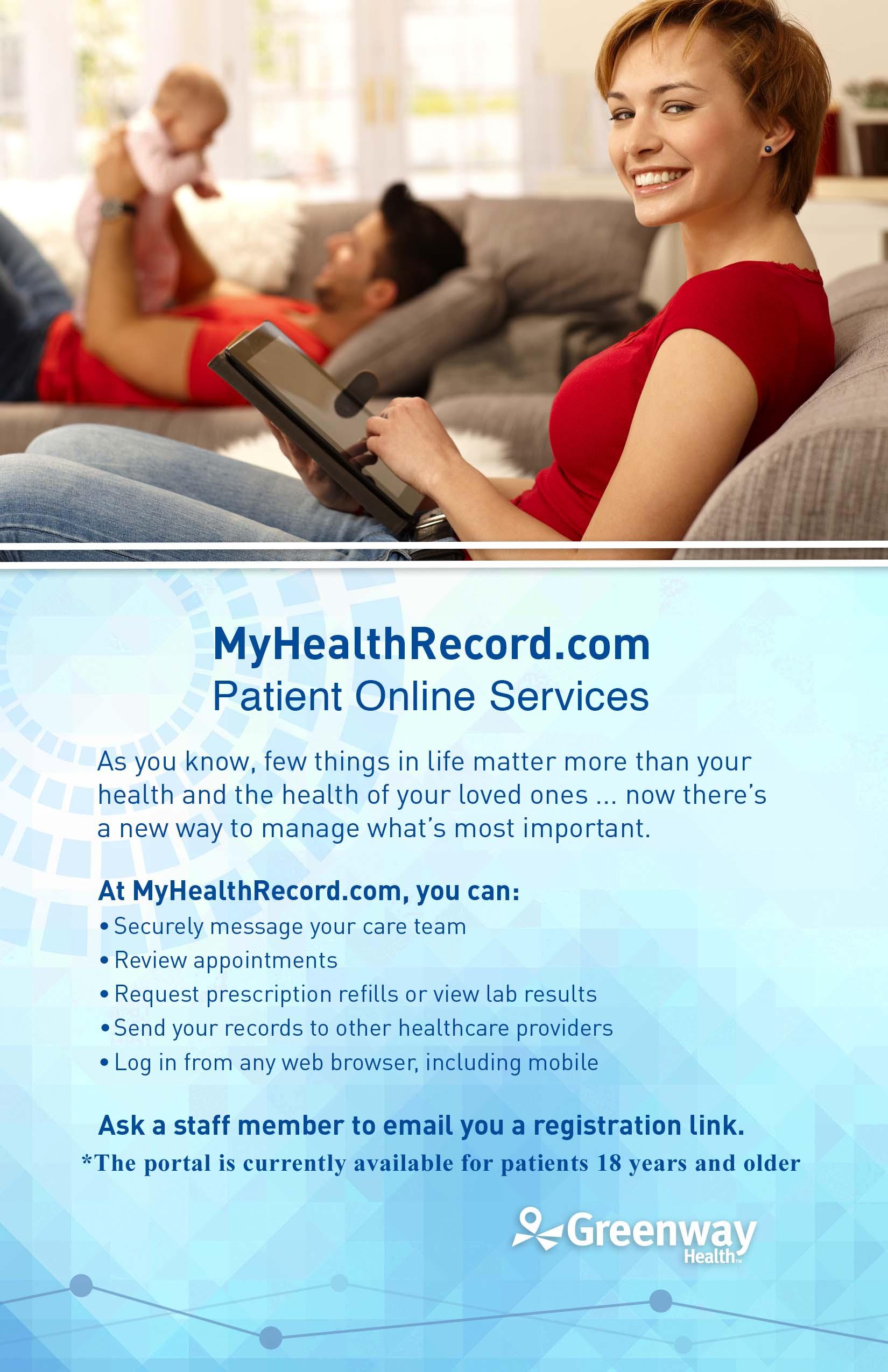 patient online portal - HD1650×2550