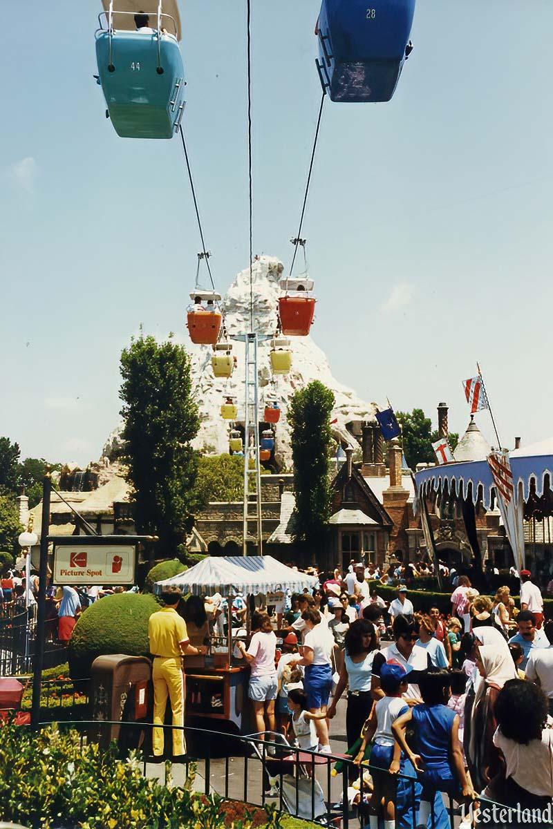 Disney World Vintage Rides