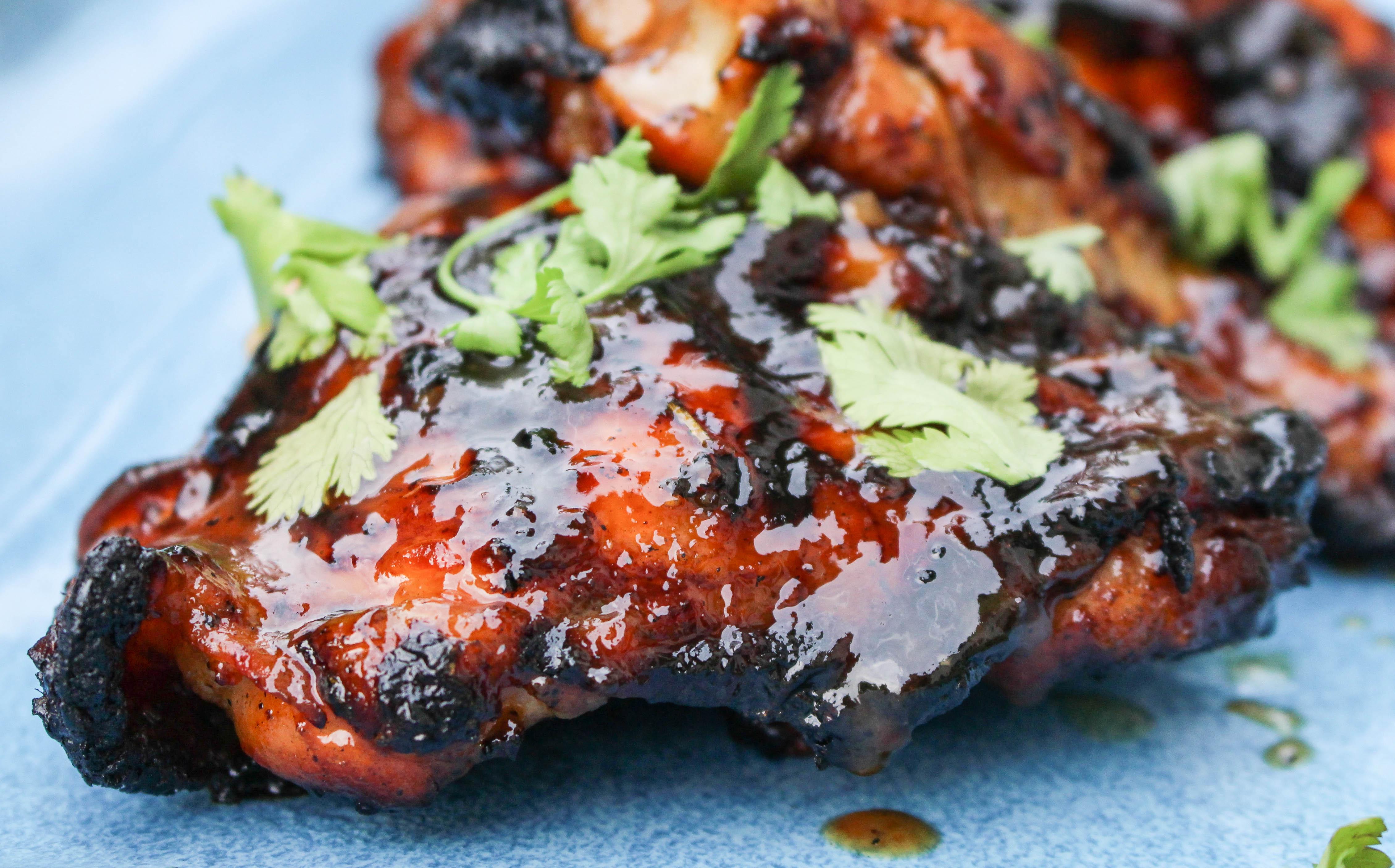 Bbq Thai Chicken