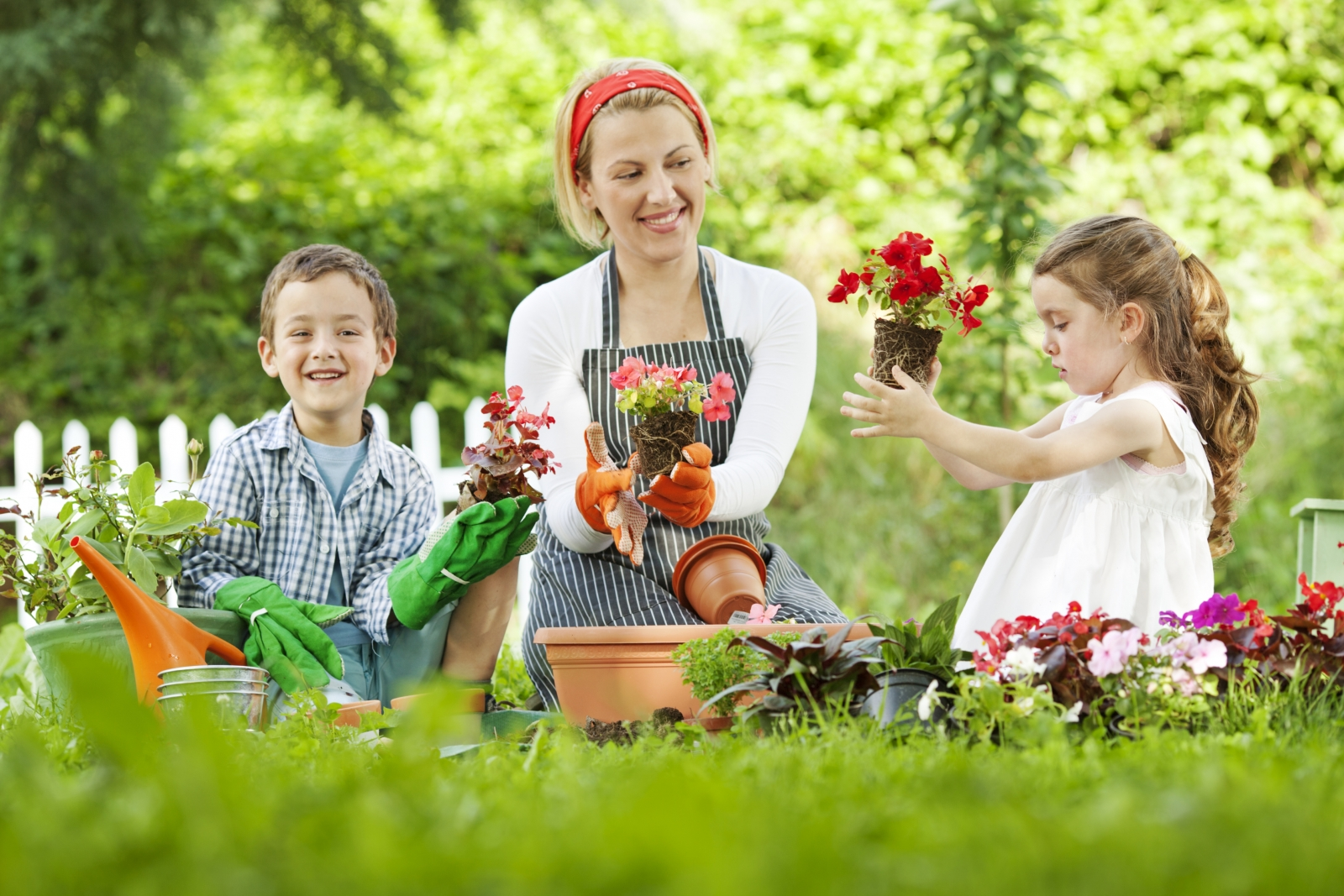 people gardening pictures - 849×565
