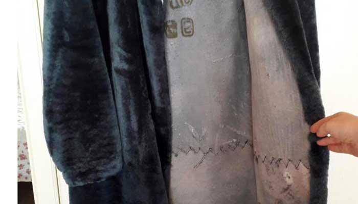 Tisztítás Bélés szőrme kabát