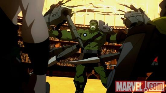 'Planet Hulk' Movie Review – YBMW