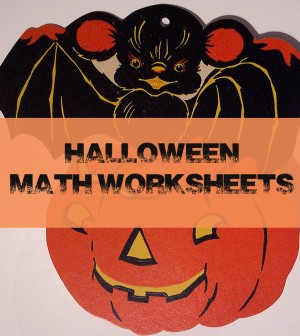 Free Halloween Math Worksheets   You Can Teach Your Child feature pic free halloween math worksheets