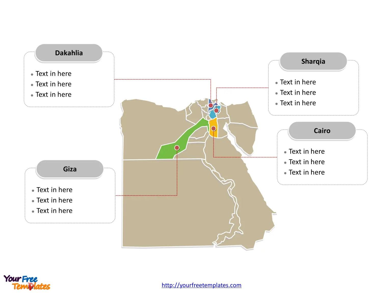 Single Color Vector Map North America