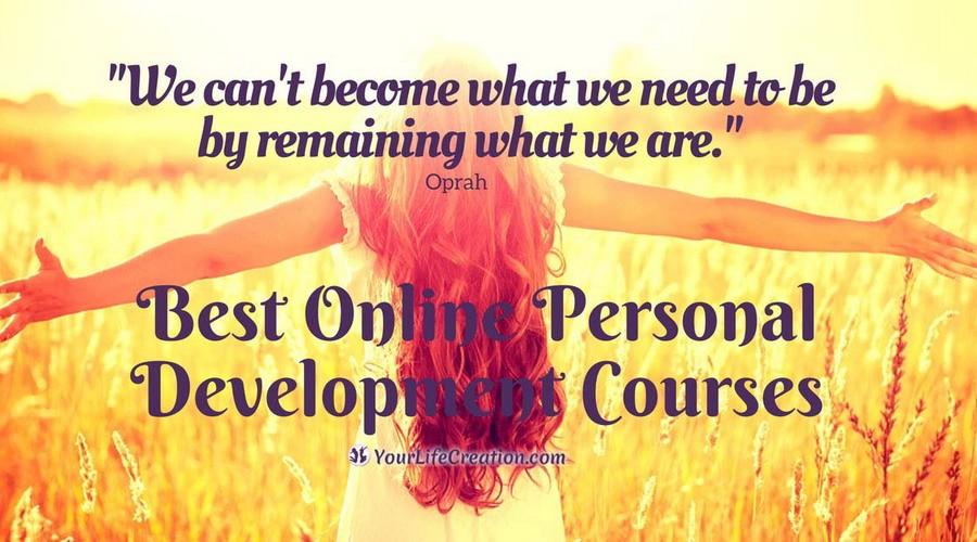 Self Improvement Courses Nz
