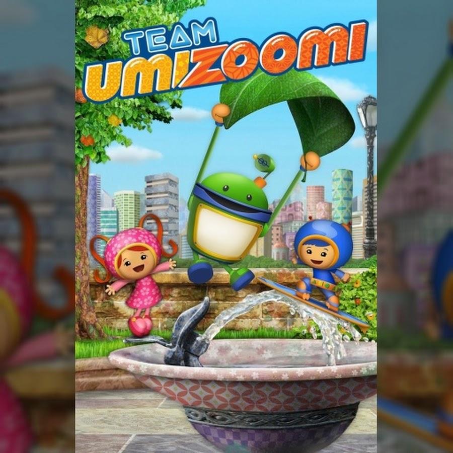Team Shape Bandit Umizoomi Toy