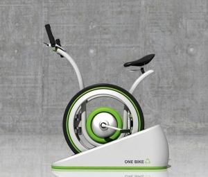 Cách làm một chiếc xe đạp tập thể dục trong nước