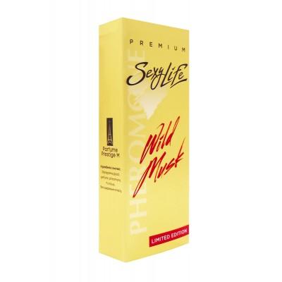 Σέξυ άγριο musk №1 μόριο, άρωμα, γυναικεία, 10 ml
