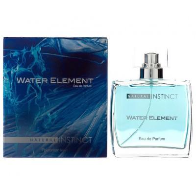 Αρωματικό νερό φυσικό ένστικτο, στοιχείο νερού, ανδρών, 100 ml