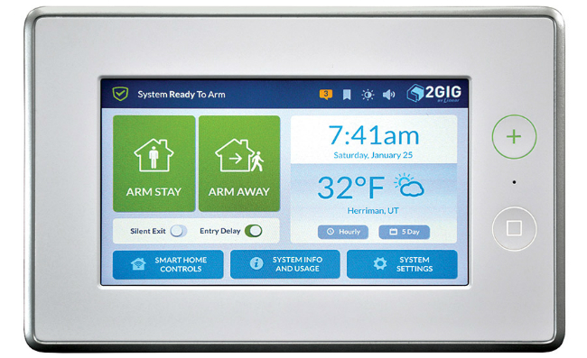 Alarm Systems Home Security