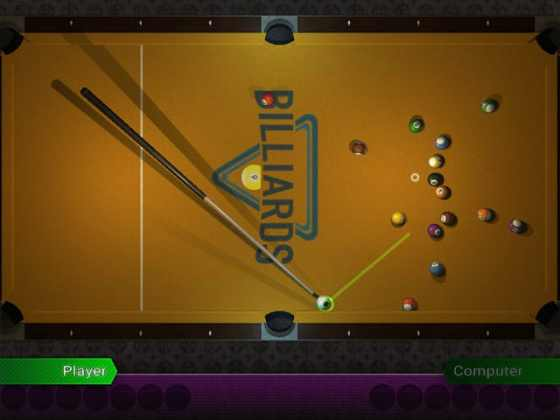 Pool Pro Mac Game   Free Download   MacStop com Pool Pro Mac Game Screenshot