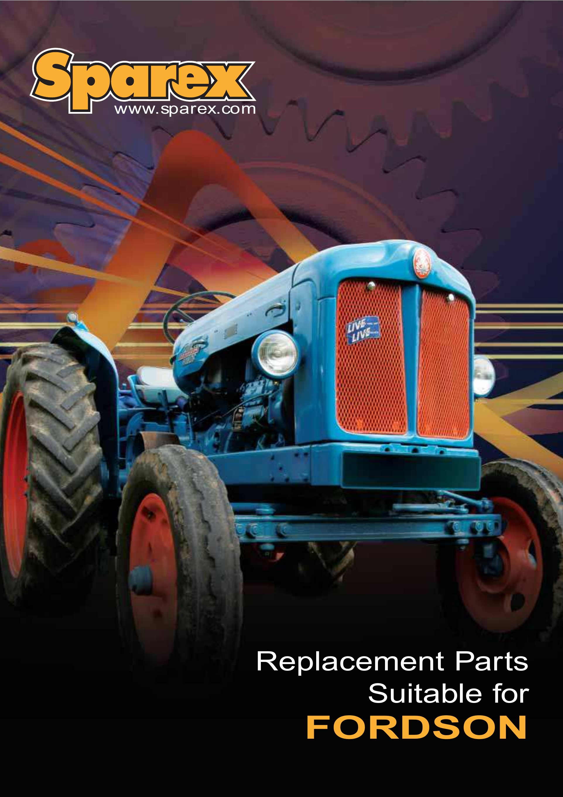 Tractor Belts Cross Reference Guide