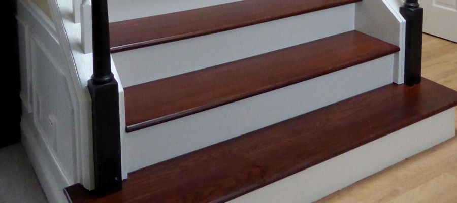 Cost Of Hardwood Stairs Zack Hardwood Flooring   Installing Hardwood Floors On Stairs   Stair Landing   Stair Nosing   Laminate   Risers   Vinyl Plank