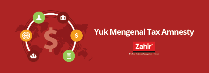 Yuk Mengenal Tax Amnesty