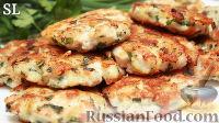 Foto till receptet: kyckling kycklingkoteletter med ost