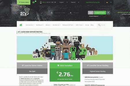 Minecraft Spielen Deutsch Minecraft Server Banner Erstellen Bild - Minecraft server homepage erstellen