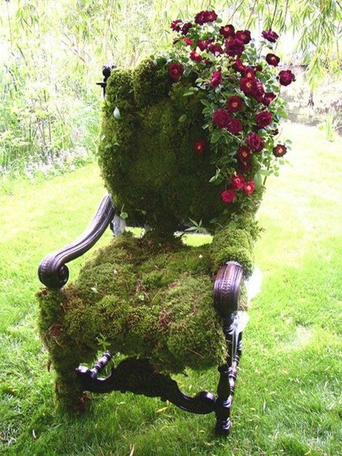 Umweltfreundliche Gartendekoration Diy Garten Zenideen