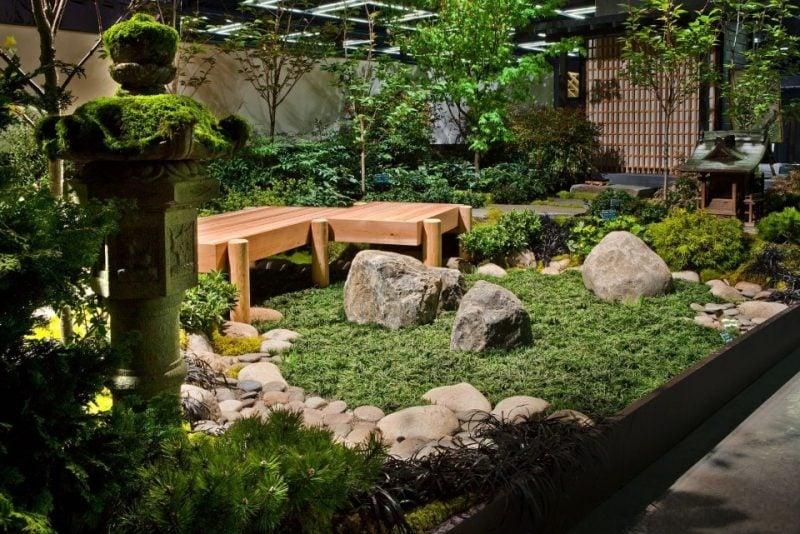 50 Ideen, wie Sie japanische Gärten gestalten - Garten - ZENIDEEN
