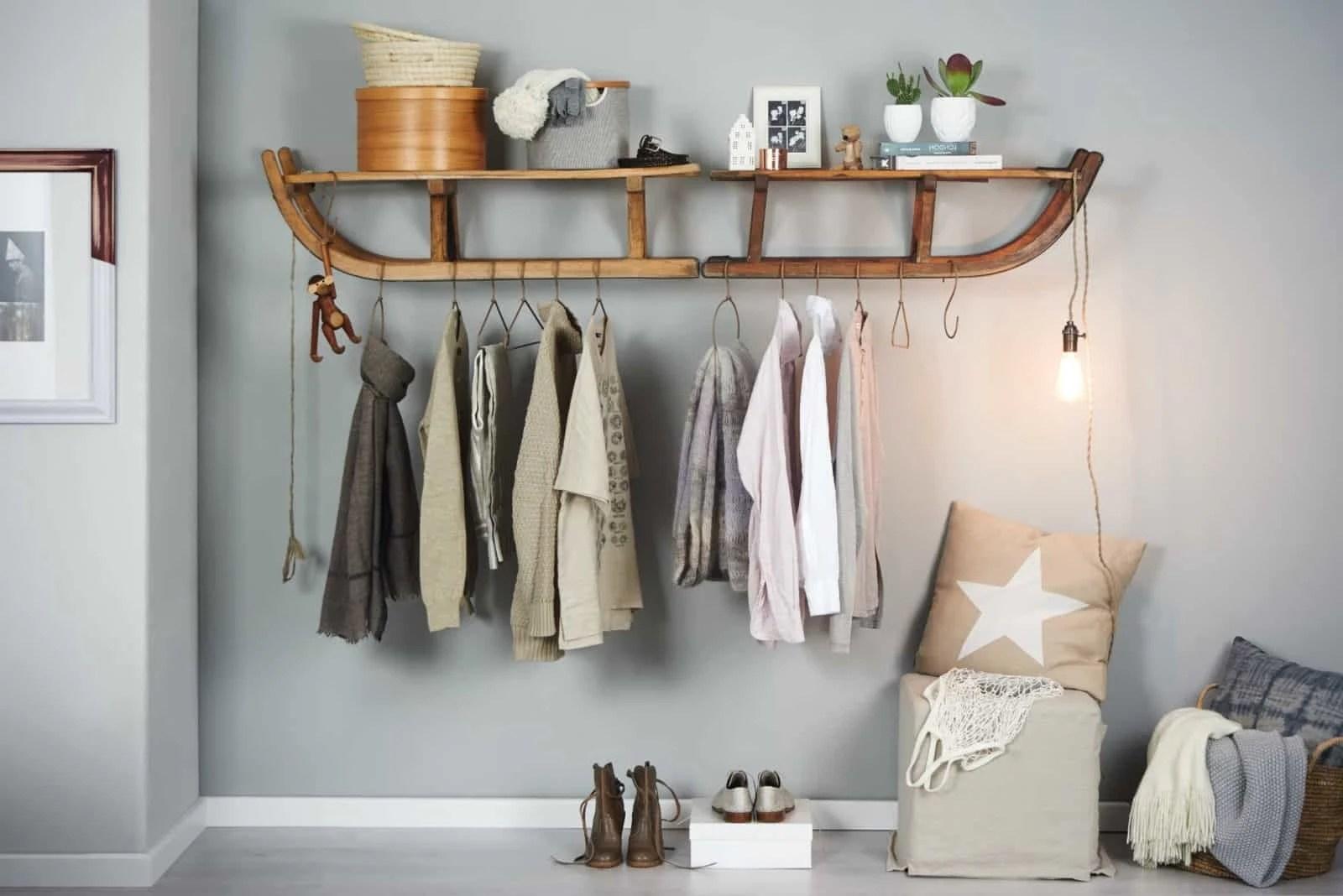 garderobe selber bauen ideen und anleitungen für jeder der lust dazu hat bastelideen diy garderoben flurmöbel zenideen
