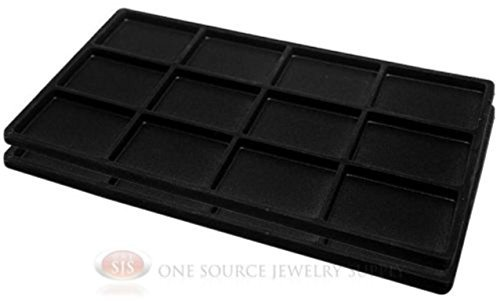 Jewelry Trays Stackable Storage