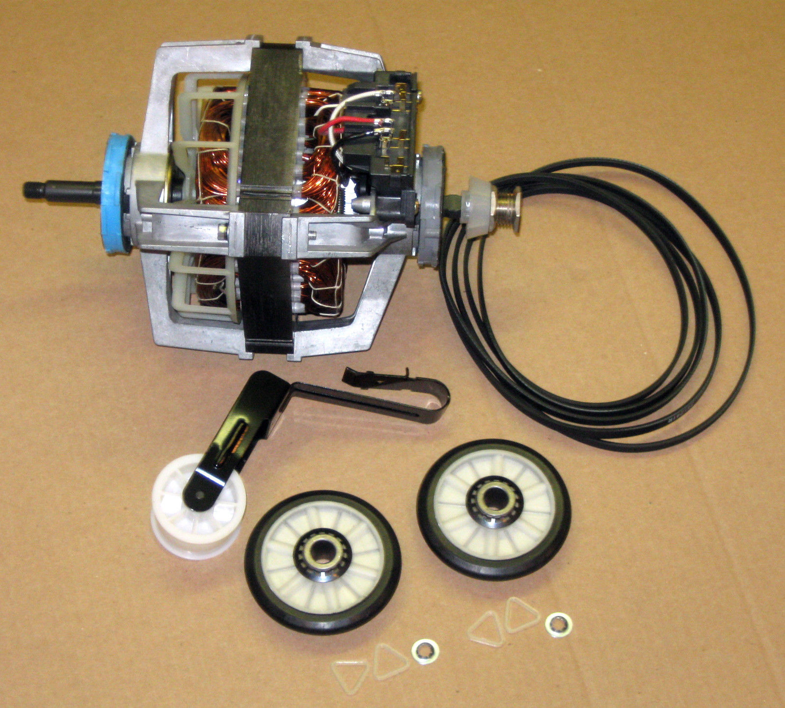 Belt Drive Furnace Blower Motor