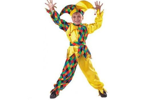 Traje de perejil para el niño con sus propias manos - opciones simples. ¿Cómo cose los trajes de perejil para los niños?