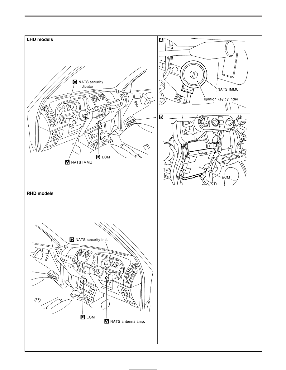 Nissan terrano model r20 series 2004 manual part 430