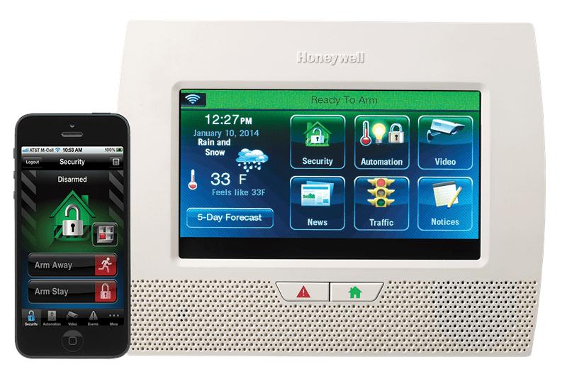 Wireless Alarm System Equipment