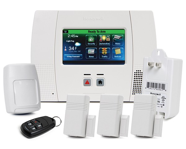 Dsc Wireless Security System Kit