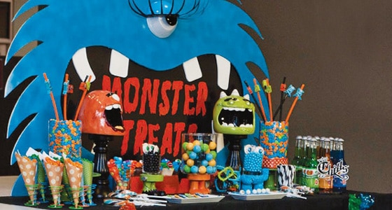 Halloween Monster Bash Pretty My Party Party Ideas