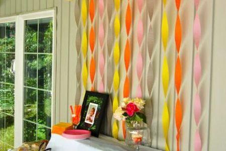 45 Awesome DIY Balloon Decor Ideas   Pretty My Party   Party Ideas     DIY Balloon Dessert Table Backdrop   DIY Balloon Ideas   Pretty My Party