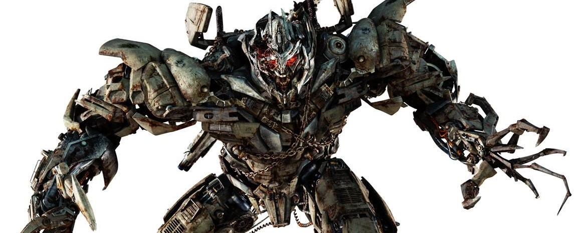 Megatron IS Transformers   Zombies Ruin Everything