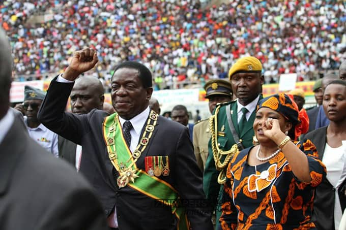 PICTURES of Zimbabwe @38 Independence Day Celebrations ...